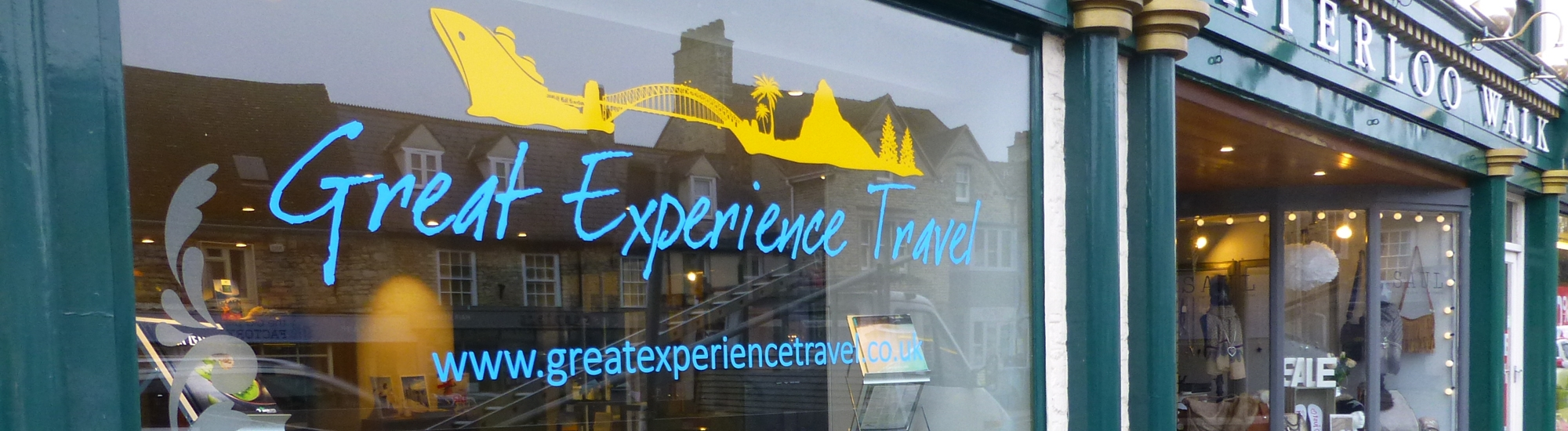 You're in good hands with Great Experience Travel