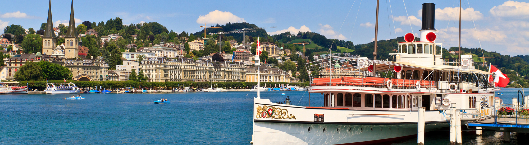 Experience the best of Switzerland with Great Experience Travel